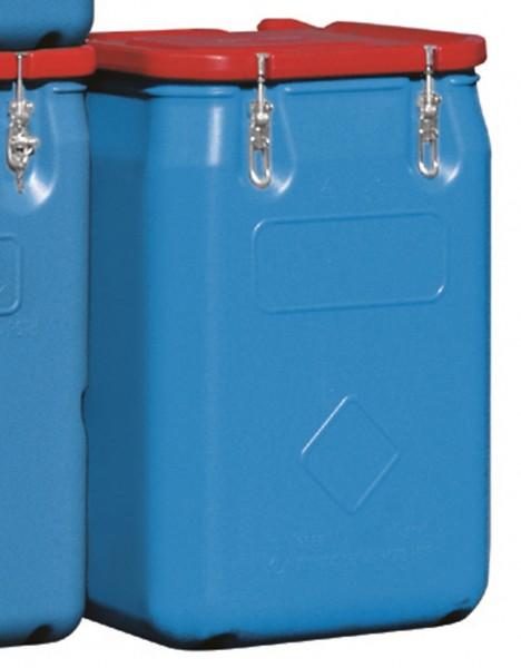 Mobile Gefahrgut-Box MB 250 mit UN-Zulassung