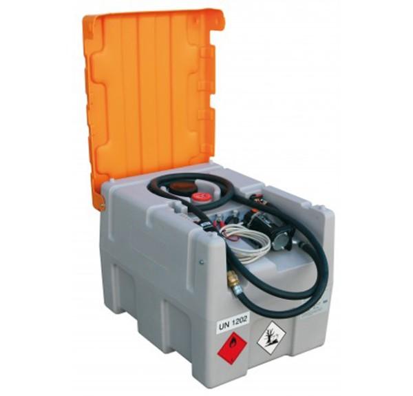 Mobile Dieseltankanlage Typ DT-Mobil Easy 200 l