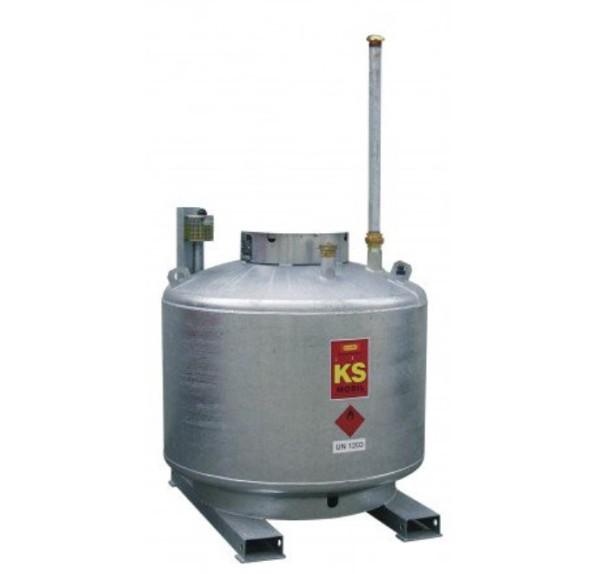 Mobile Kraftstofftankanlage Typ KS-Mobil 400l