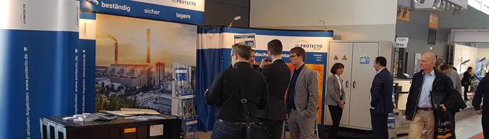 ACHEMA 2018 – PROTECTO auf der internationalen Leitmesse der Prozessindustrie