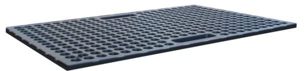 PE-Lochplatte für PE-Auffangwanne 230-2