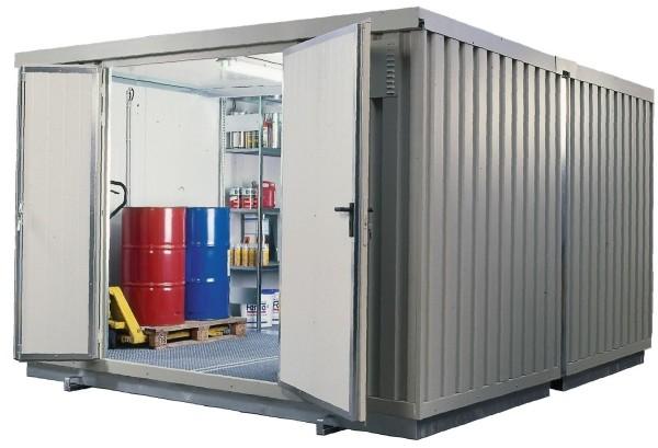 Gefahrstoffcontainer SRC 3.2TA verzinkt