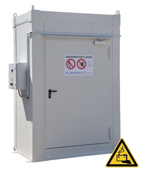 Li-SAFE Lithium-Batterielager F90 Depot