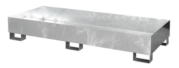 Auffangwanne Stahl verzinkt