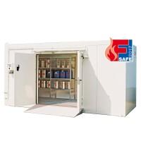 F-SAFE Gefahrstoffcontainer F90 Raum BLS EN
